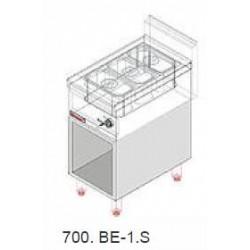 Elektrická vodní lázeň Kromet 0,7 kW,