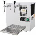 Pivní stolové chlazení As 45 2x kohout