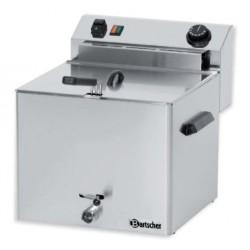 Fritéza elektrická PROFESSIONAL s výpustným ventilem - 1 x 10 litrů