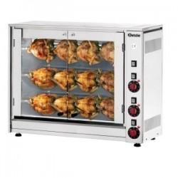 Gril na kuřata P12N - pro 12 kuřat