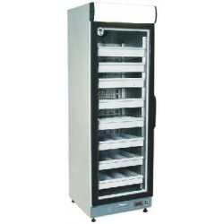 Chladící skříň WS 400 F FAR - prosklené dveře